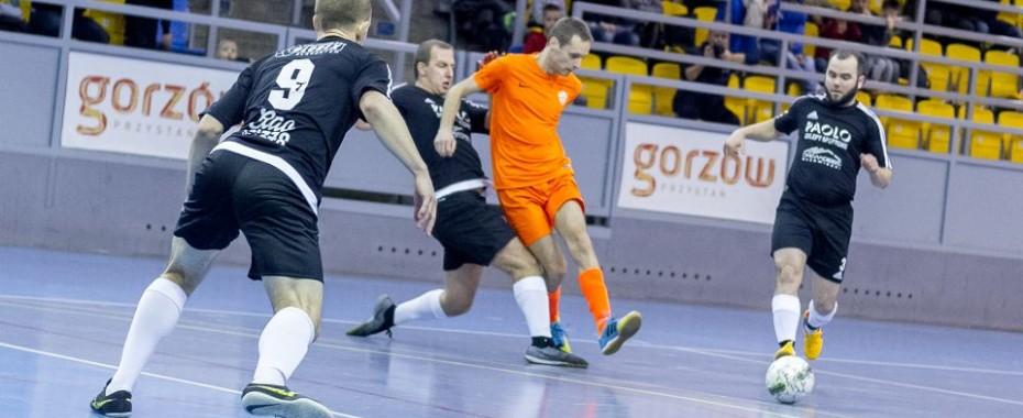 Futsal i kosz. Na arenach